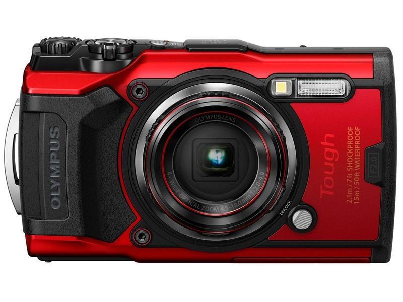 水中カメラメーカーオリンパスTG-6